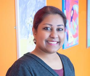 Sharmeen Haque
