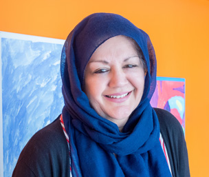 Mrs Samina Jaffar